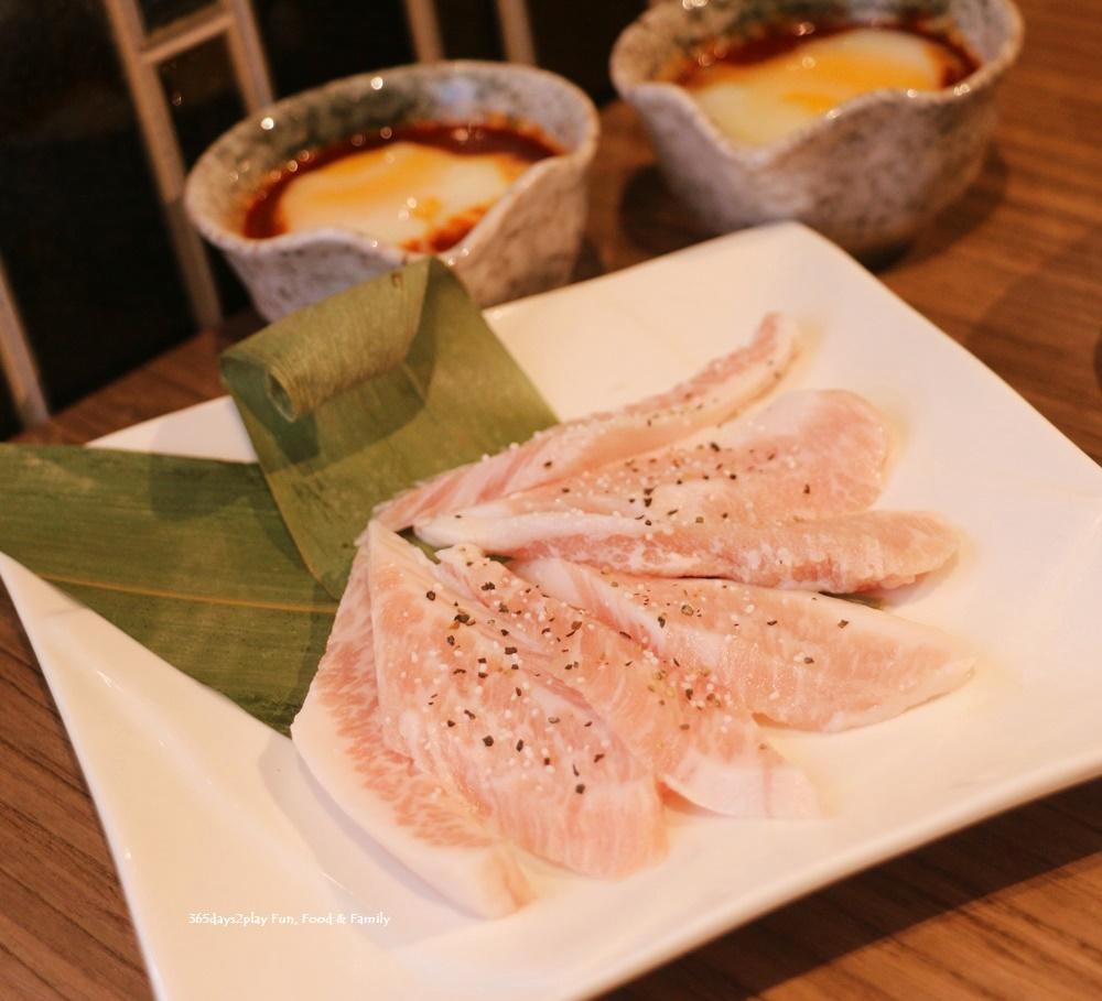 Wagyu Express -Hokkaido Pork Tontoro ($10)