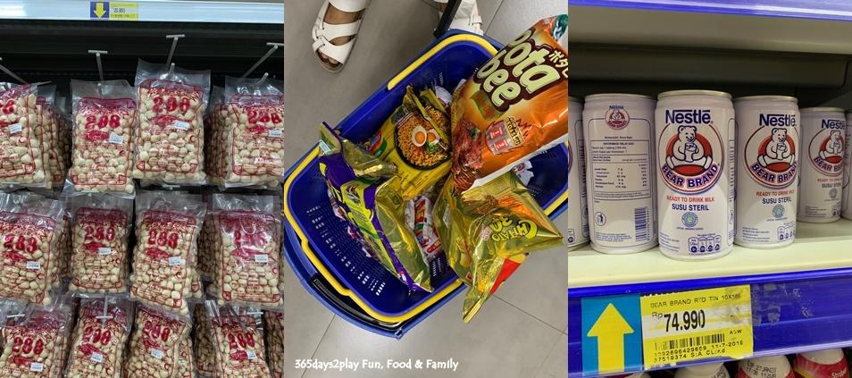 Batam Mega Mall - Supermarket Shopping