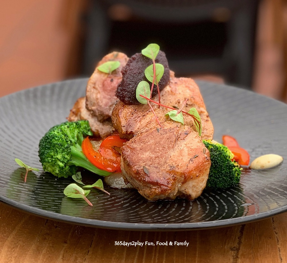 Farmers and Chefs - Kurobuta Pork Loin $18