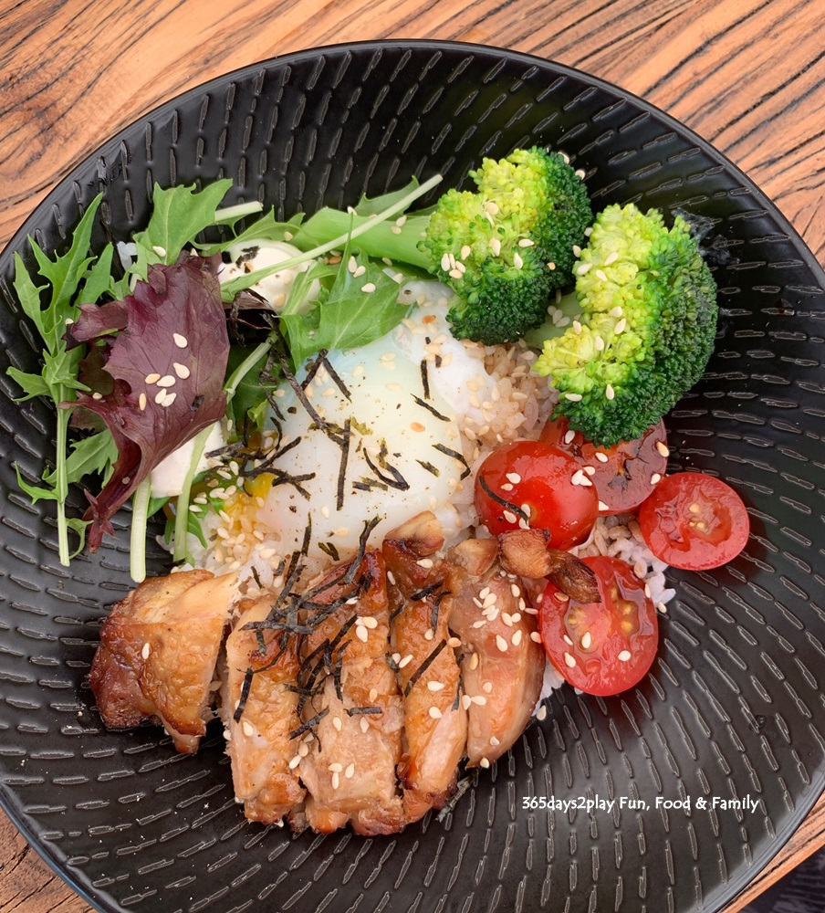 Farmers and Chefs - Teriyaki Chicken Rice Bowl $14