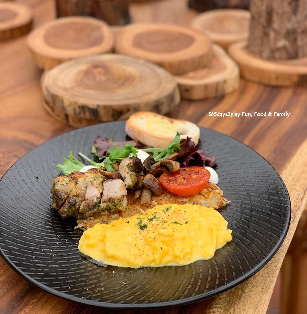 Farmers and Chefs - The Farmer's Breakfast $10
