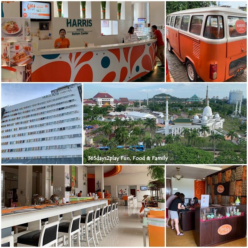 HARRIS Hotel Batam Centre - In the hotel