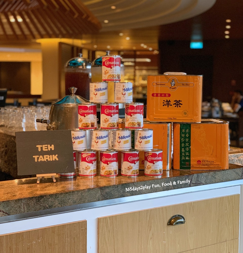 Pan Pacific Singapore - Edge Buffet