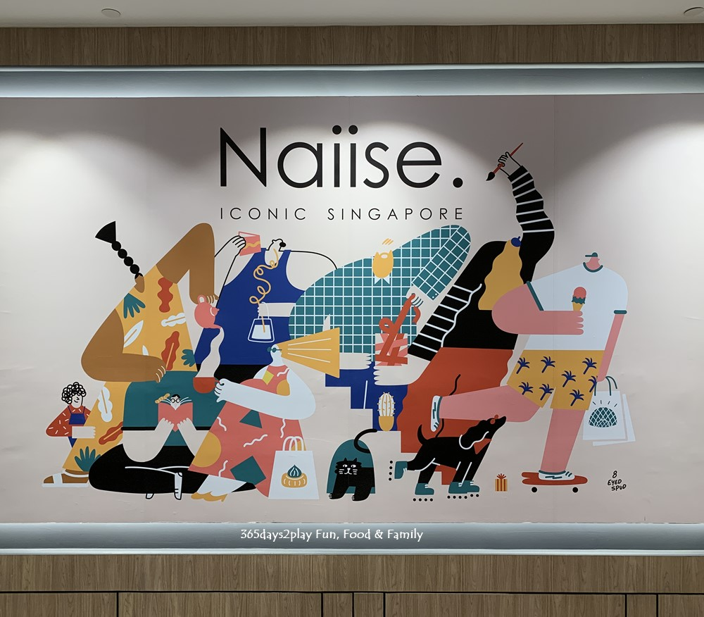 Naiise Iconic Jewel Changi Airport