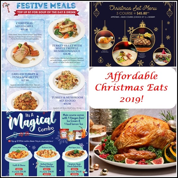 Affordable Christmas Eats 2019