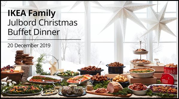 IKEA Christmas Dinner