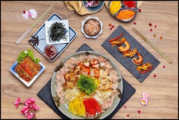 TEPPAN by Chef Yonemura - Kaisen Yakisoba Yusheng