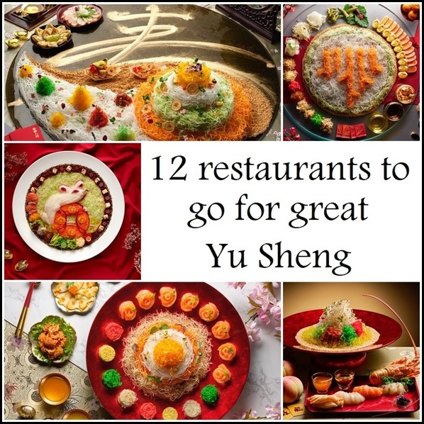 Where to go for Best Yu Sheng 2020