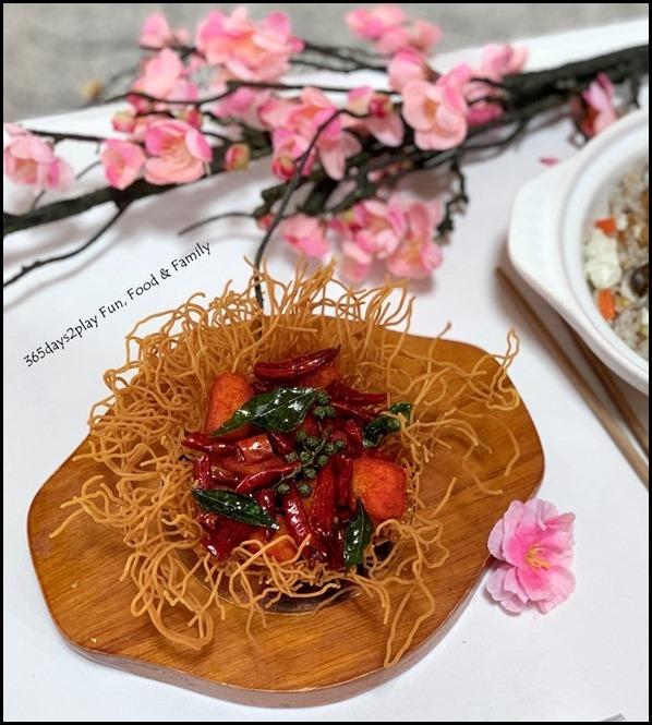 Millenia Walk - Elemen Restaurant Chinese New Year (3)