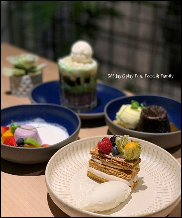 Cicada - Desserts