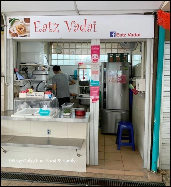Jalan Benaan Kapal Food Centre - Eatz Vadai