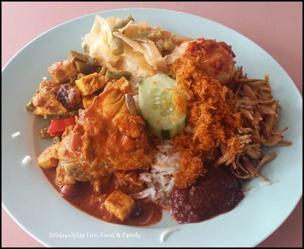 Jalan Benaan Kapal Food Centre Nasi Lemak (1)