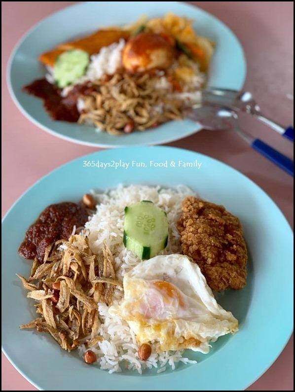Jalan Benaan Kapal Food Centre Nasi Lemak (3)