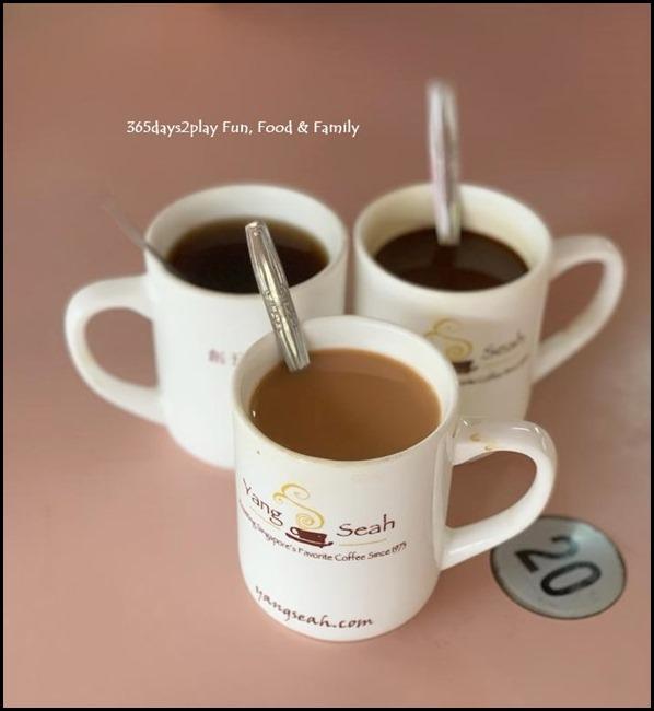 Jalan Benaan Kapal Food Centre kopi & teh