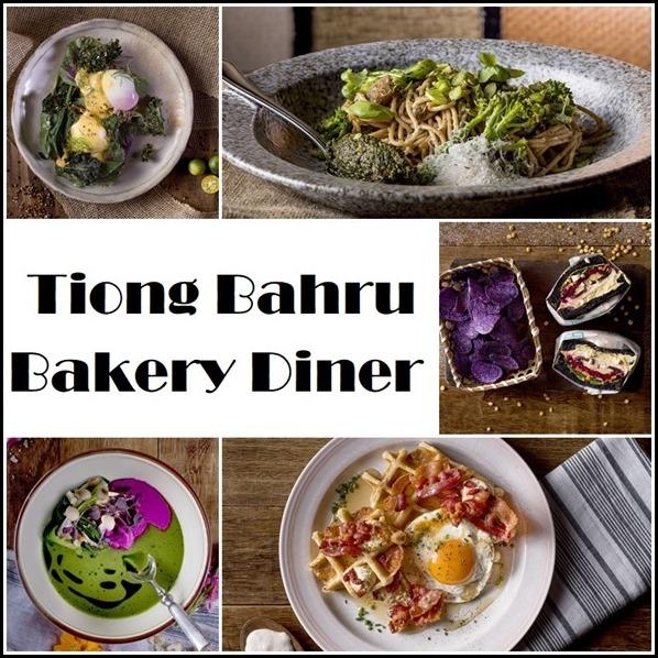 Tiong Bahru Bakery Diner