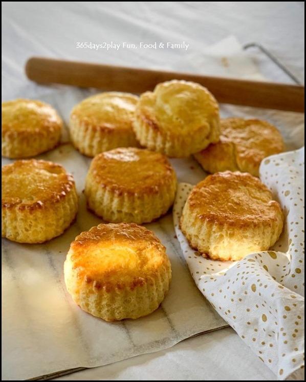 Cheese Scones (1)