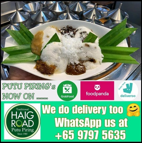 Haig Road Putu Piring (1)