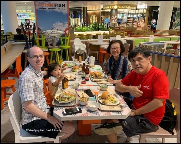 Pink Fish at Jewel Changi Airport (6)