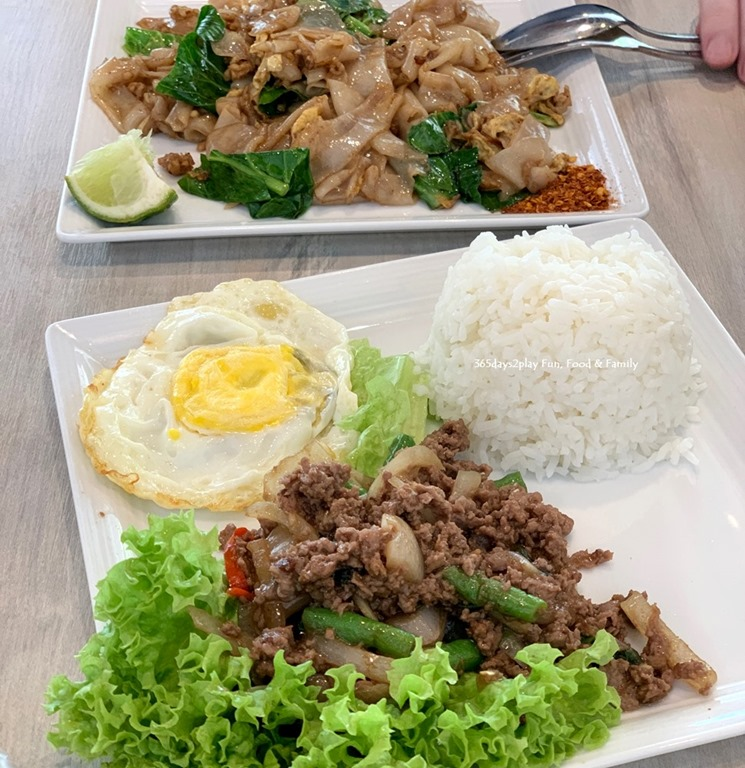 Sanook Kitchen Affordable Thai Food Worth Coming Back Time And Again 365days2play Fun Food Family